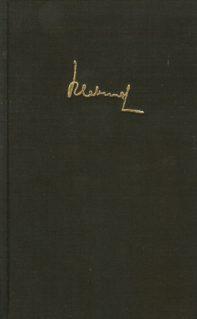 Klabund-Werkausgabe: Vergriffene Bände neu aufgelegt